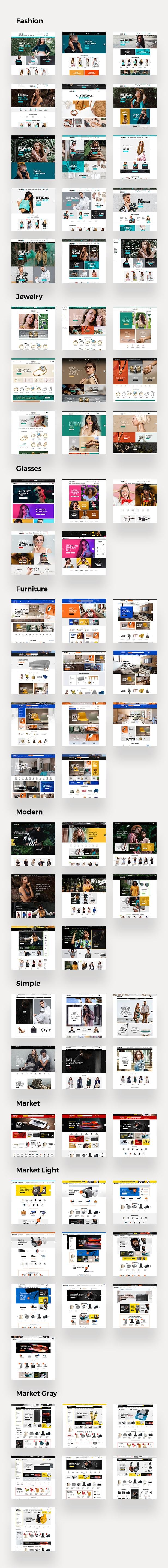 Zeexo - Premium OpenCart Theme - 6